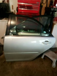 4 doors off of 2004 Toyota Camry LE fair condition