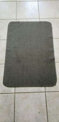 black and gray area rug Mississauga, L5R 3Z5