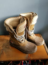 Ladies winter boots
