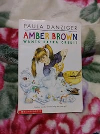 Amber Brown Wants Extra Credit by Paula Danziger book Cobourg