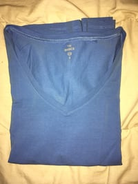 Teeshirt simple bleu-teeshirt simple rouge  Beautiran, 33640