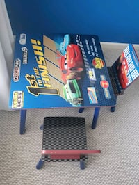 Disney Cars Toddler Table Chair Ashburn, 20147