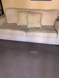 Two seat couch Toronto, M4R 2G2