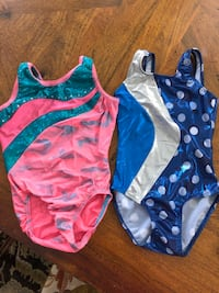 Jam wear/basic moves leotards youth large Kildeer, 60047