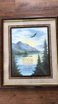 Majestic Eagle Picture by Home Interior Designs Coosada, 36020