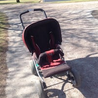 Selling me baby pram is old But still in Good condition including rain cover Växjö, 352 33