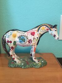 Children's Prayer Pony, Trail of the Painted Ponies