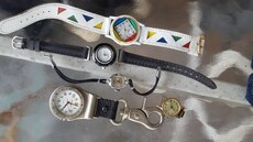 19 variouse tyoea of nice watches