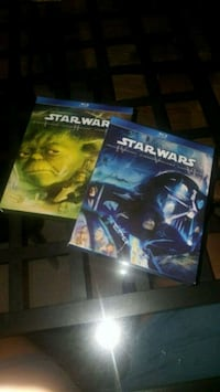 Saga completa STAR WARS (blu-ray) Llucmajor, 07600