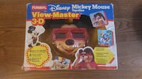Disney Mickey Mouse Topolino View Master3D Vintage 6965 km