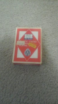 Vintage playing cards Newport News, 23606
