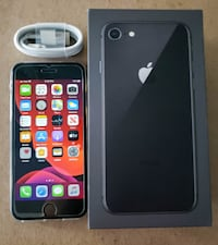 iPhone 8 64GB Unlocked Space Gray Toronto