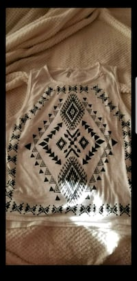 Tribal tank top