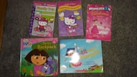 Girls kindergarten level Reading books  Nashua, 03060