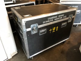 Road cases, DJ instruments tools, storage packing