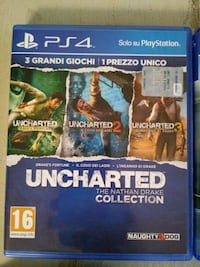 UNCHARTED the natane drake collection ps4 Gioco 6849 km