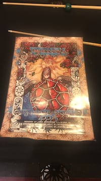 Grateful Dead Poster Wadsworth, 44281