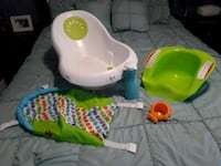 Fisher-Price 4-in-1 baby bathtub  Fall River, 02721