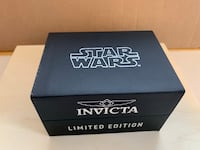 Invicta limited edition Star Wars r2-d2 watch Scarsdale, 10583
