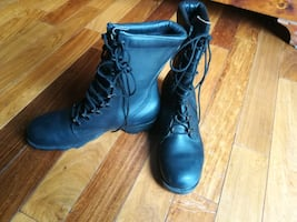 Womens Ankle /Combat Boots 8 1/2