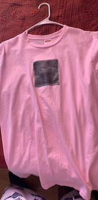 pink and white long sleeve shirt Washington, 20016