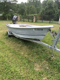 boat to work on to get water fishing without trailer with it 500 more