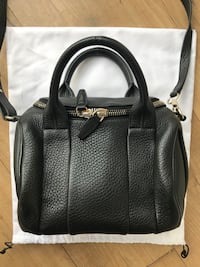 Alexander Wang Rockie Pebbled leather with pale gold hardware Vancouver, V7Y 1E4