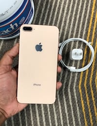 256Gb Gold iPhone 8 Plus(8+) - Factory Unlocked.     New York, 10018