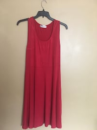 Women's red sleeveless dress Oxon Hill, 20745