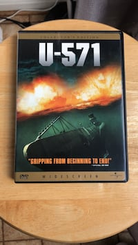 U-571 DVD Movie Laurel