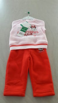 Ensemble jogging minnie 12 mois  Mont-Bonvillers, 54111