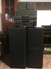 Home entertainment system Charlotte, 28269