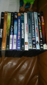 Dvds all for 8$ Fulton, 13069