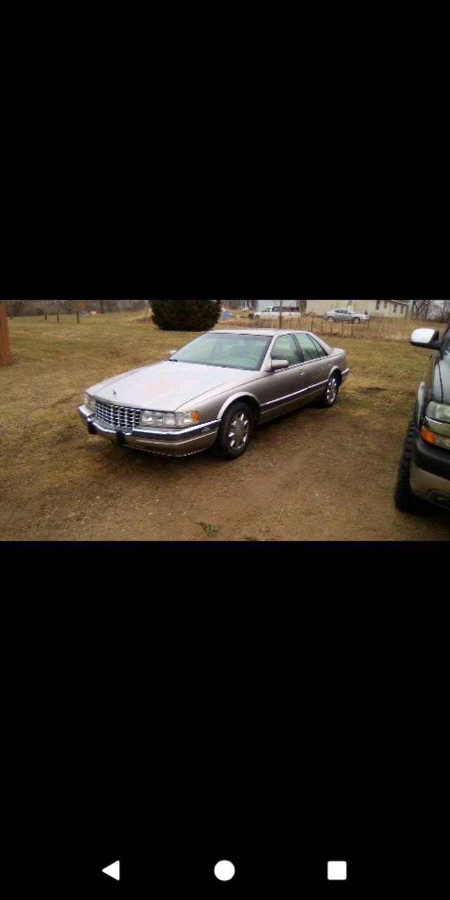 Photo 1997 Cadillac Seville SLS