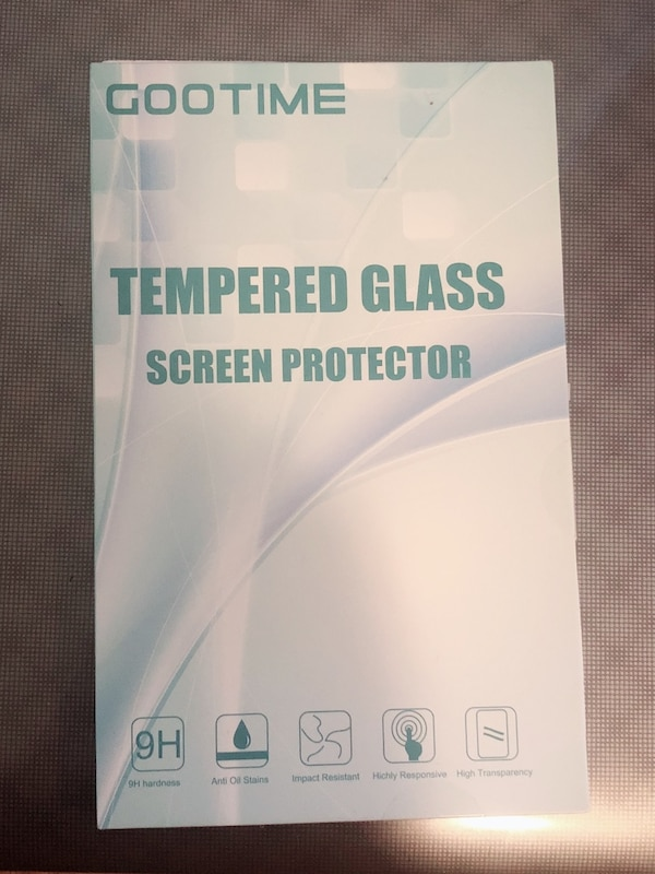 Gootime Screen Protector Glass for Galaxy S10 Plus [Support Fingerprint  Unlock] Samsung Galaxy S10 Plus Tempered Glass [Full Coverage] S10 Plus  Screen