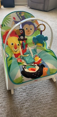 Fisher Price infant to toddler rocker Richmond, V7C 1M2