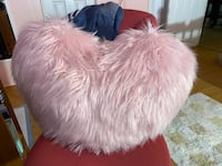 Large Heart Pillow