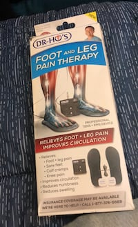 Foot and leg therapy