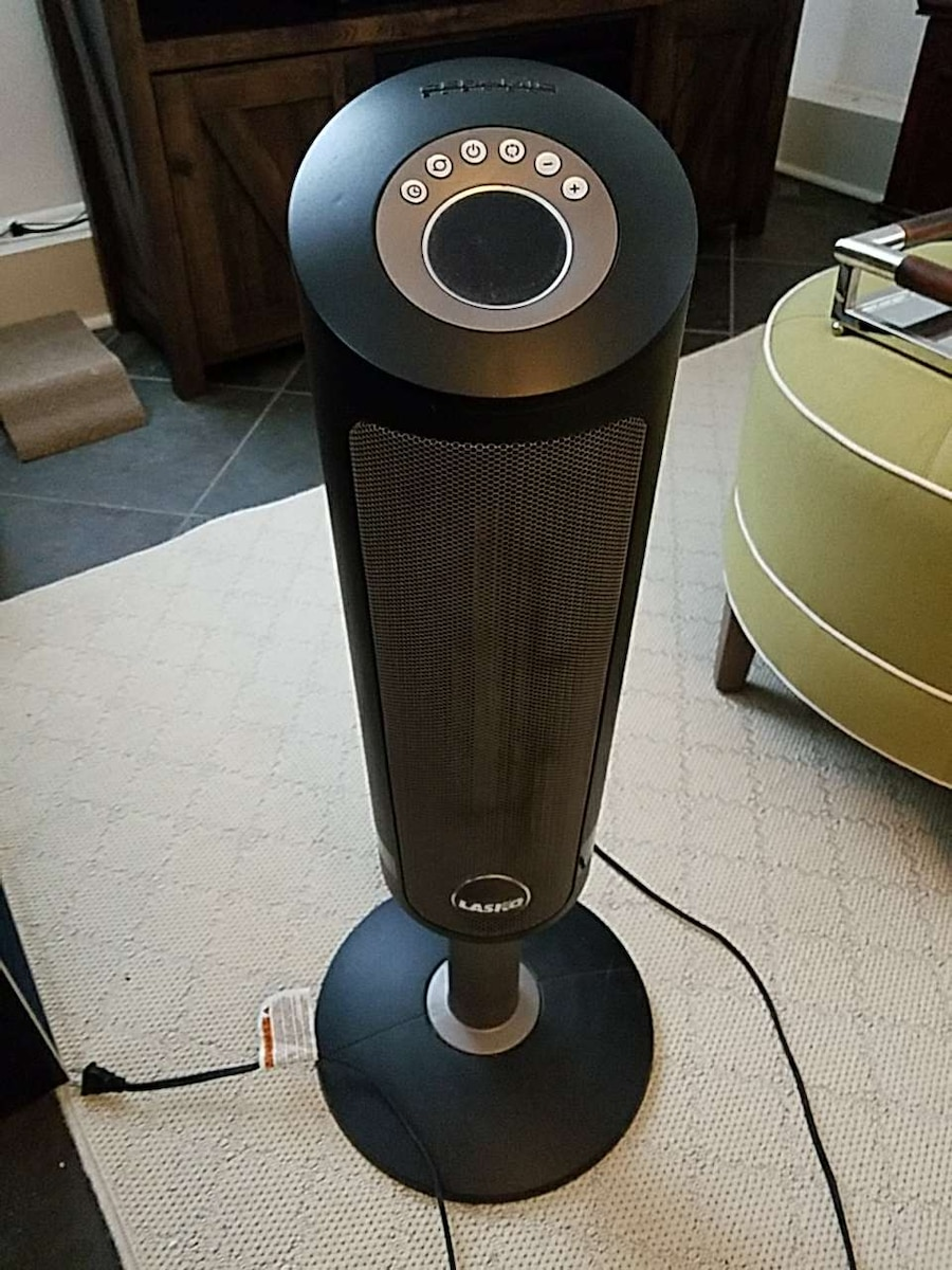 lindsey rufflasko ceramic tower space heater send more info