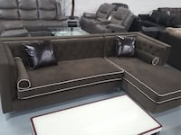 modern fabric sectional only 1499 new