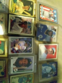 Ken Griffey jr. Rookie cards and promotional cards
