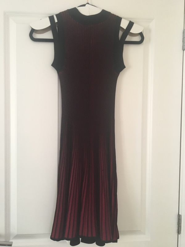 c86b054ae3aa Used Topshop Plated Rib Swing Dress. Size UK8. Worn only once and dry  cleaned. for sale in Norwich