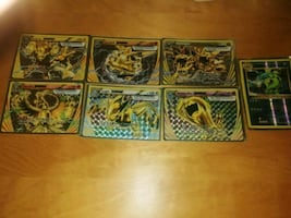 Pokemon BREAK cards