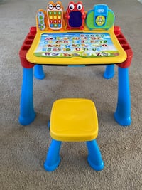 Toys: Touch & Learn activity desk Springfield, 22151