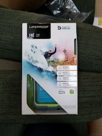 Samsung Galaxy 9 FRE Lifeproof Case North Vancouver, V7K 0A1