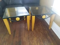 End table pair Hebron, 60034