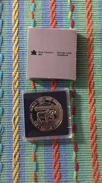Royal Candian Mnt commemorative coin