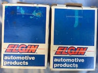 two Elgin automotive products boxes New York, 11357
