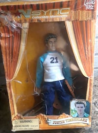 Justin Timberlake Marionette  Council Bluffs, 51501