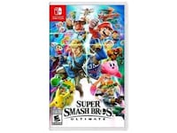 Super Smash Bros. Ultimate for Nintendo Switch   St. Catharines, L2M